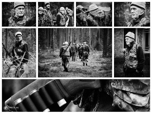 Jäger, Fotostory, lifestyle photography, Themenfotografie