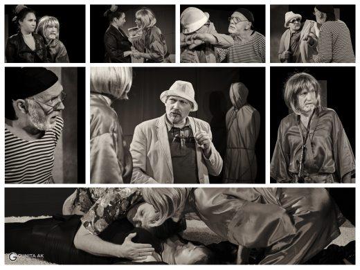 Theater, Schauspieler, Themenfotografie